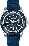 Breitling Y1739316/C959-158S - Reloj para Hombre (Acero Especial 44, Correa de Caucho Azul)