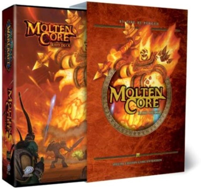 Upper Deck World of Warcraft Molten Core  Raid Deck [Toy]