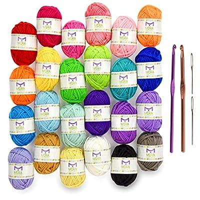 yarn for pom pom making