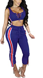 Jogging Suits for Women - Two Piece Sweatsuit Pullover...