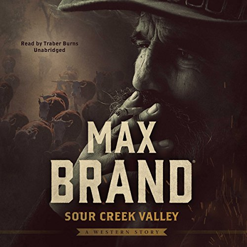 Sour Creek Valley audiobook cover art