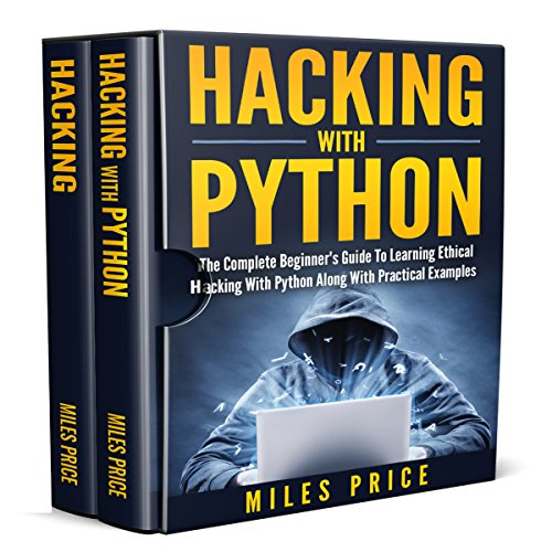 Hacking: 2 Books in 1 Bargain Titelbild