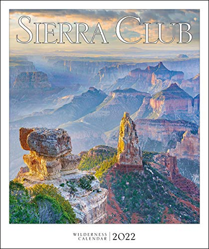 Sierra Club Wilderness Calendar 2022
