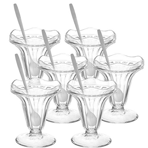 Sundae Tulip Glasses
