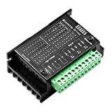 DaFuRui TB6600 4A 9-42V Stepper Motor Driver CNC Controller,32 Subdivision Upgrade Nema tb6600 Single Axes Hybrid Stepper Motor for CNC