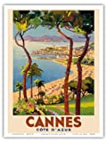 Pacifica Island Art Cannes - Côte D'azur, Frankreich -