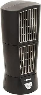 Lasko 4916 Desktop Wind Tower Oscillating Fan