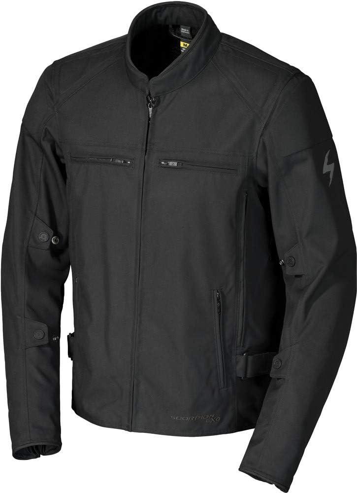 XX-Large Scorpion Stealthpack Jacket Black