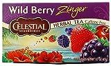 Celestial Seasonigs 20 Bags Wild Berry Zinger