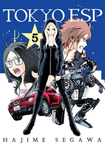 Tokyo ESP, volume 5