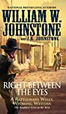 Right between the Eyes (Rattlesnake Wells, Wyoming Book 3)
