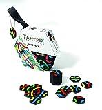 Tantrix Game Pack Strategiespiel und Puzzle, Schwarze Spielsteine