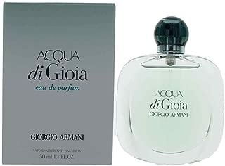 Acqua Di Gioia by Giorgîo Ârmani for Women Eau De Parfum Spray 1.7 FL. OZ./50 ml