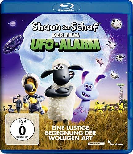 Shaun das Schaf - Der Film: Ufo-Alarm [Blu-ray]
