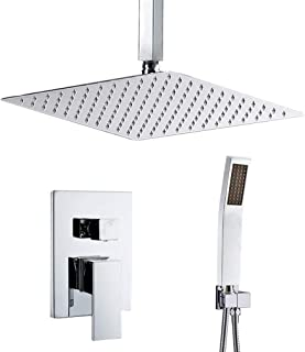STARBATH Ceiling Mount Shower System with High pressure 12