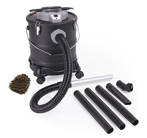 Bad Ash 3 Vacuum Fireplace Cleaner, Badash (Complete Set) w/ Bonus: Premium Microfiber Cleaner Bundle