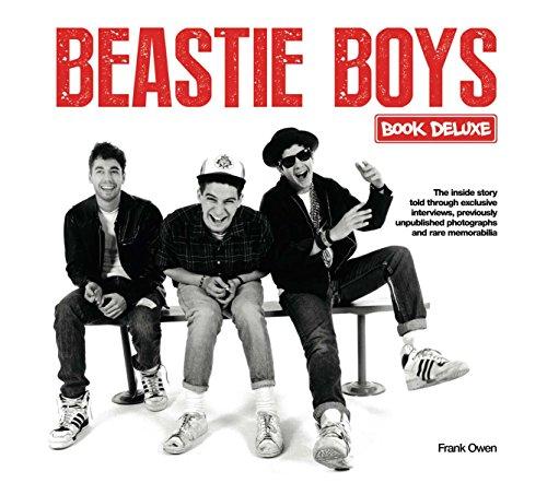 Beastie Boys Book Deluxe: A Unique Box Set Celebration of the Beastie Boys
