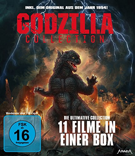 Godzilla - Collection (11 Discs)