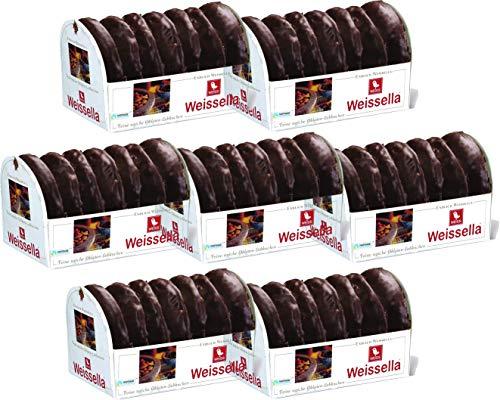 Weiss Weissella Schokoladenlebkuchen 7 x 200 g. Schoko Lebkuchen