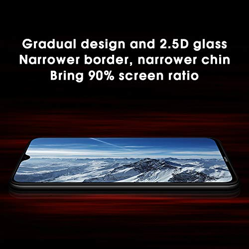 Xiaomi Redmi Note 8 RAM 4GB ROM 64GB Android 9.0 Versión Global Negro