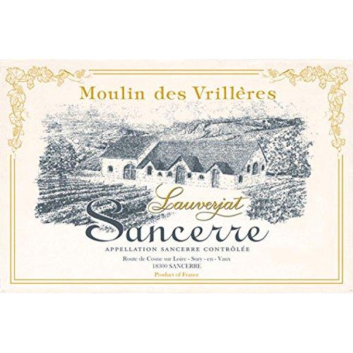 Torchon Moulin des Vrillères - Sancerre