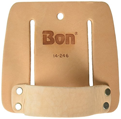 Bon Tool 14-246 Leather Hammer Loop with 3-Inch Belt Slot