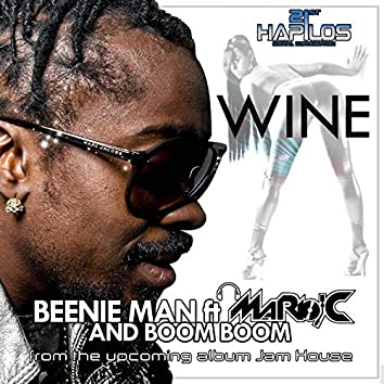Wine (feat. Boom Boom & Mario C) - Single