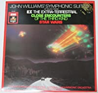 Symphonic suites of music from E.T/Close Encounters of the Third Kind/Star Wars (1982) / Vinyl record [Vinyl-LP]