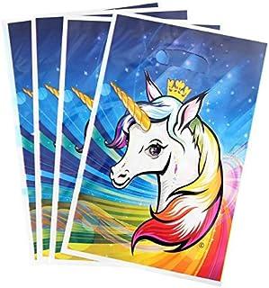 40 unids Bolsas Unicornio Princesa para invitad@s Fiesta,chuches Recuerdos Invitaciones a cumples