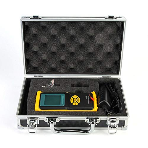 mechanical vibration meters Vibration Meter Digital Vibration Meter Tester, AR63B Handheld Vibration Sensor Meter High Exactness Vibration Meter Tester Gauge, Vibrometer Analyzer