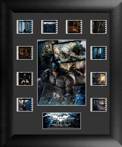 Film Cells Ltd USFC5933 Batman O Cavaleiro das Trevas Rises - S4 - Mini montagem
