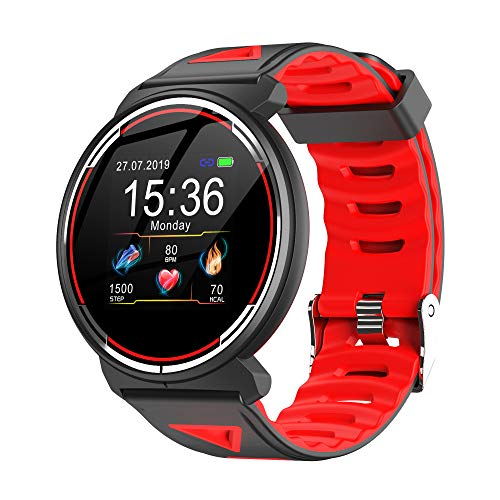 Smart Watch for Android iOS Phones, AIVEILE All-Rounder Version Activity Fitness Tracker Bluetooth Bracelet Waterproof Smartwatch with Blood Pressure Monitor Compatible Apple iPhone for Men Women