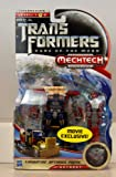 Hasbro Transformers Dark of the Moon Mechtech Lunarfire Optimus Prime Deluxe Action Figure
