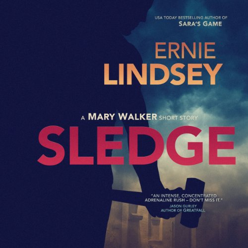 Sledge audiobook cover art