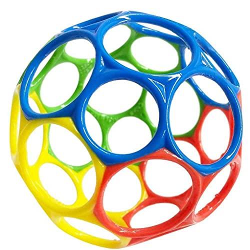 Kinder Greifen Kugelkinder Biegsame Greifen Weiche Gummi Spielzeug Hand Shake Hell Starts Oball Baby Hand Ball Spielzeug