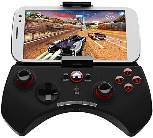 Console jeu portable, Console jeu à distance, Manette jeu sans fil pour contrôleur, Prise en charge d'Android Ios, Combinaison manette pour manette jeu pour contrôleur, Combiné chargement pour mane