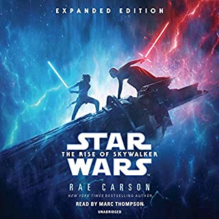 Page de couverture de The Rise of Skywalker: Expanded Edition