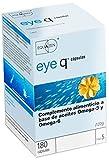 Vitae Natural Nutrition Eye Q, Plateado, 180 Cápsulas