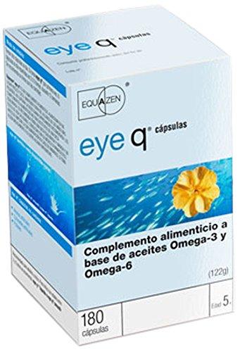 Vitae Natural Nutrition Eye q - 180 Cápsulas