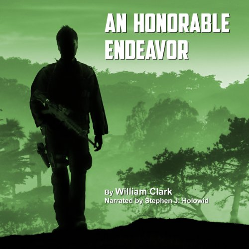 An Honorable Endeavor audiobook cover art