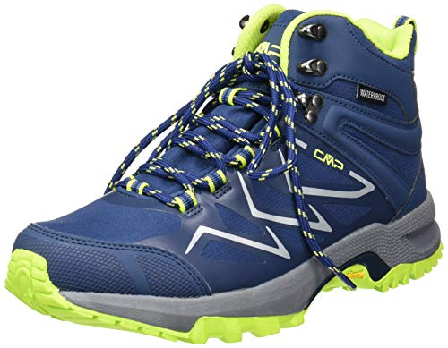 CMP – F.lli Campagnolo Herren Gemini Mid Shoe Wp Trekking- & Wanderstiefel, Blau (Cosmo N985), 46 EU