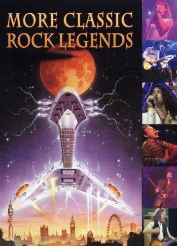 Various Artists - More Classic Rock Legends, Sampler