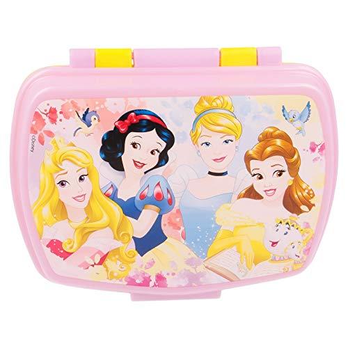 Stor SANDWICHERA Funny Princesas Disney Forever