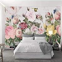 Bosakp 写真の壁紙3D花壁画ヨーロッパスタイルの牧歌的な風景の壁紙3Dリビングルームの寝具部屋の家の装飾 280X200Cm