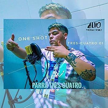One Shot Tres-Cuatro 01