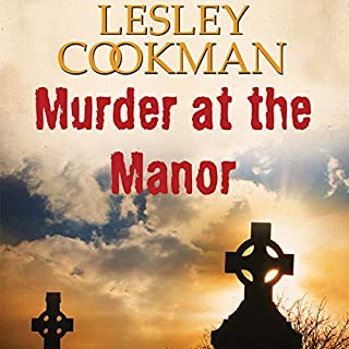 Murder at the Manor cover art