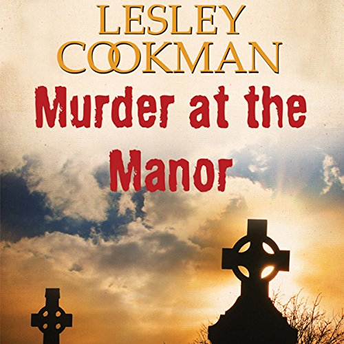 Murder at the Manor audiobook cover art