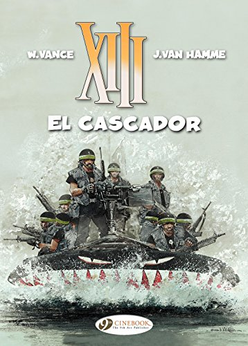 XIII - Volume 10 - El Cascador (English Edition)