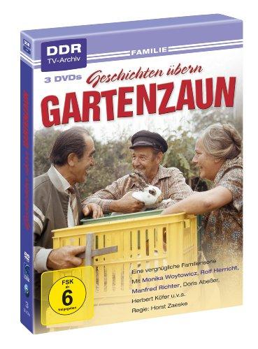 Geschichten übern Gartenzaun (DDR TV-Archiv) (3 DVDs)