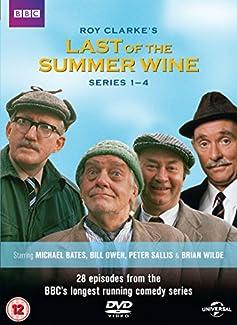 Last Of The Summer Wine - Series 1 - 4